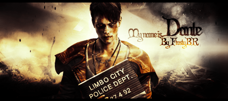 Sign GFX - Devil May Cry