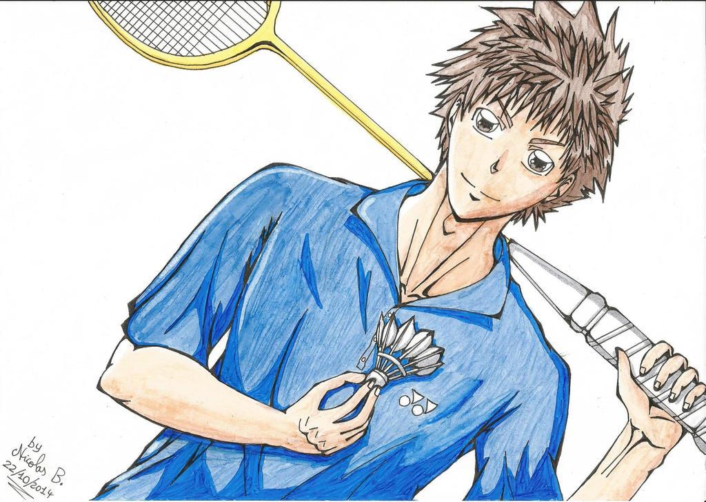 sports badminton