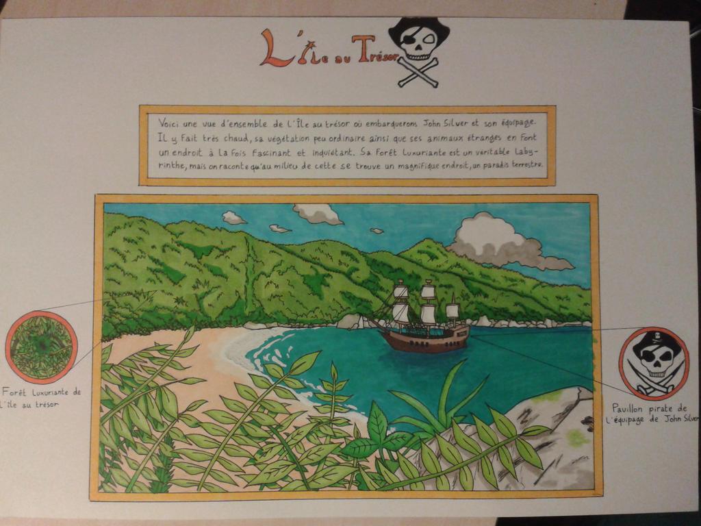 Treasure Island - 03 - Decors by Setsky