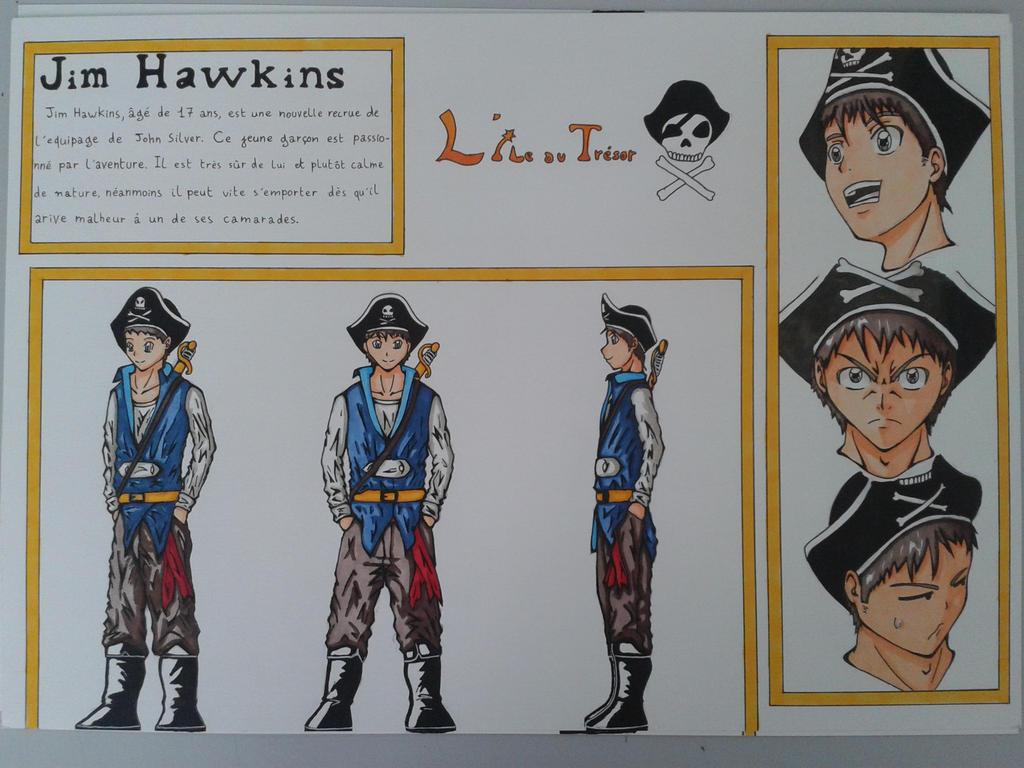 Treasure Island - 01 - Jim Hawkins by Setsky