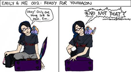 002 Ready for Youmacon by birdewilliams