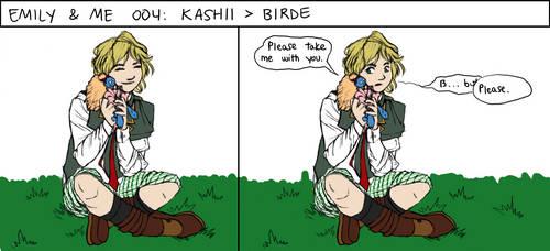 004 Kashii  Birde by birdewilliams