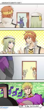 God Eater : Kigurumi's Identity part 1