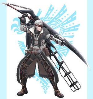 [Commission] Iceborne Hunter