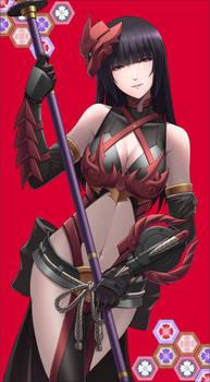 Monster Hunter - Odogaron Huntress