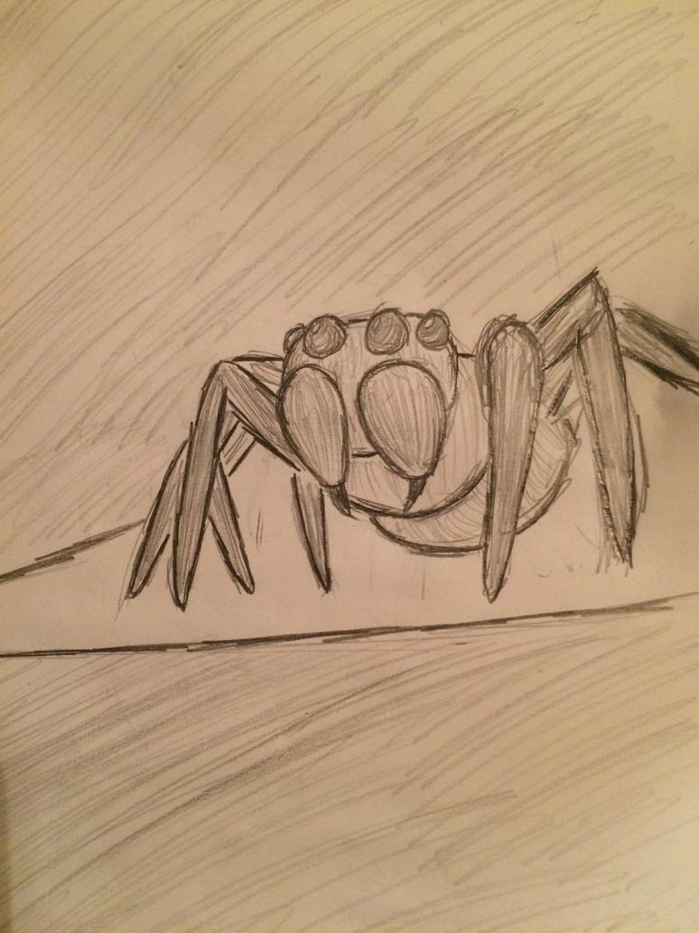 Procrastination sketch 2 by FoolsPeace