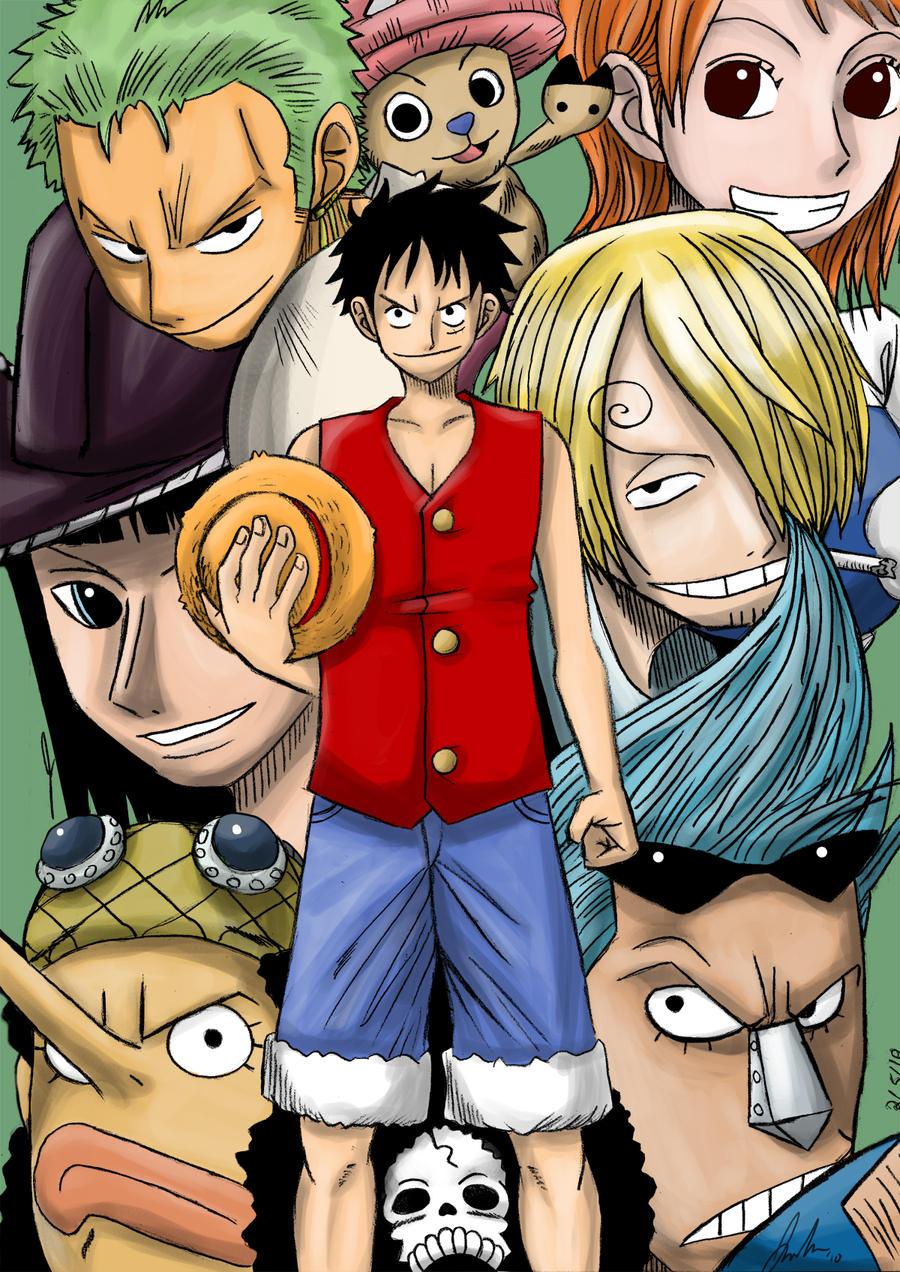 One Piece - Nakama