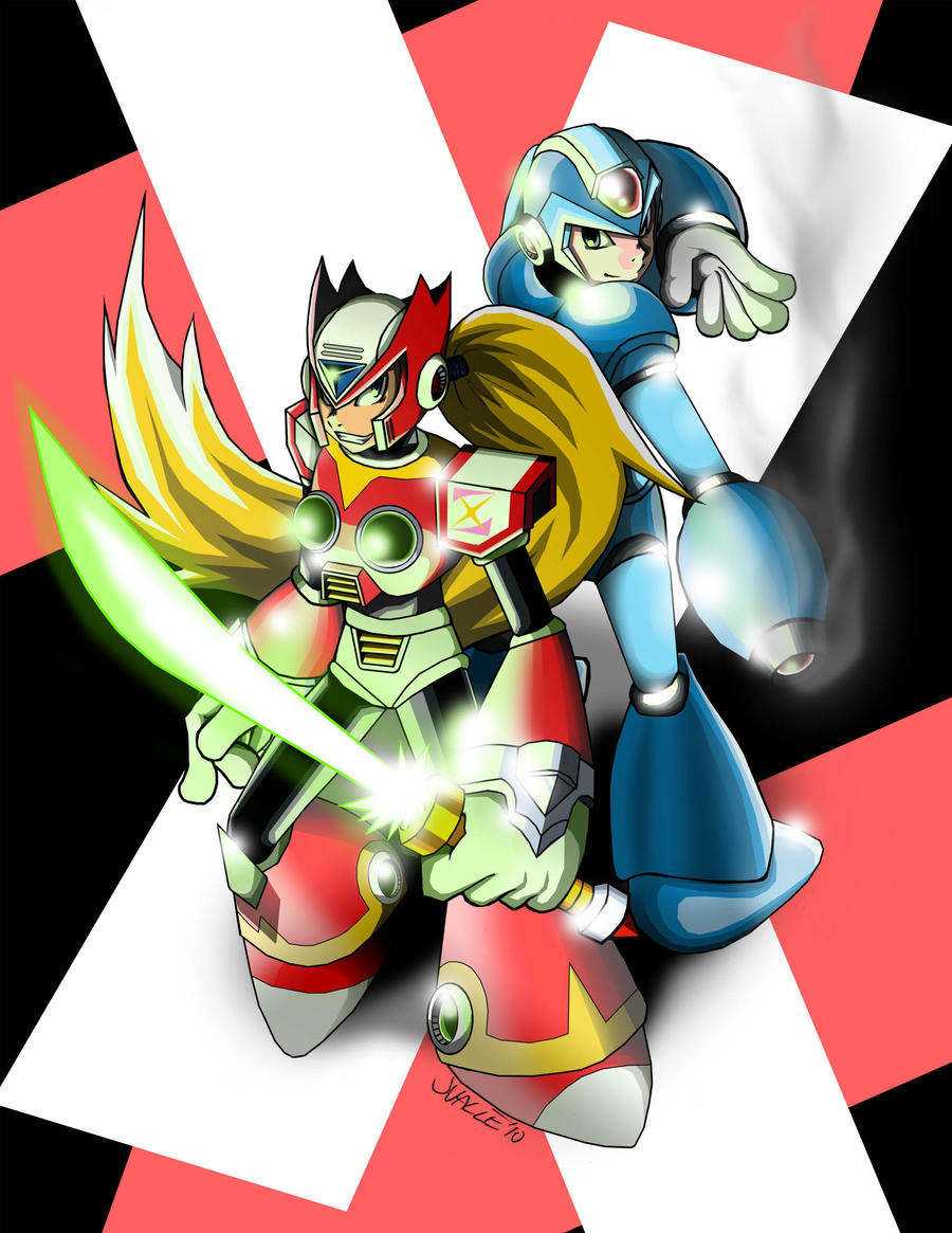 MMT Submission - Mega Man X by kentaropjj