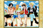 One Piece - Cheers