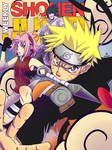 Shonen Jump Naruto Fan Cover Contest Submission