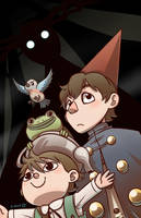 Over the Garden Wall - Then Why Not Pretend? by kentaropjj
