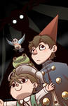 Over the Garden Wall - Then Why Not Pretend?