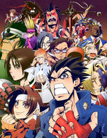 RIVAL SCHOOLS - UNITED BY FATE by kentaropjj