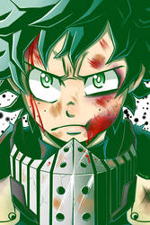 Boku no Hero Academia - Deku