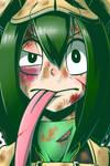 Boku no Hero Academia - Froppy