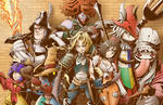 Final Fantasy IX - You're Not Alone