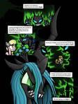 [Comic] Dreams of a Supervillain