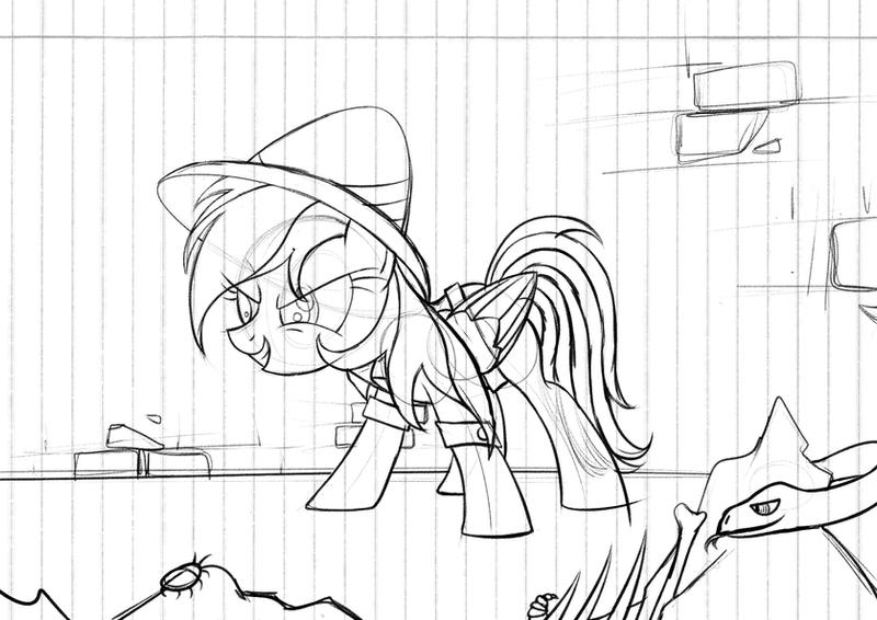[Sketch] Simply Daring by Rambopvp