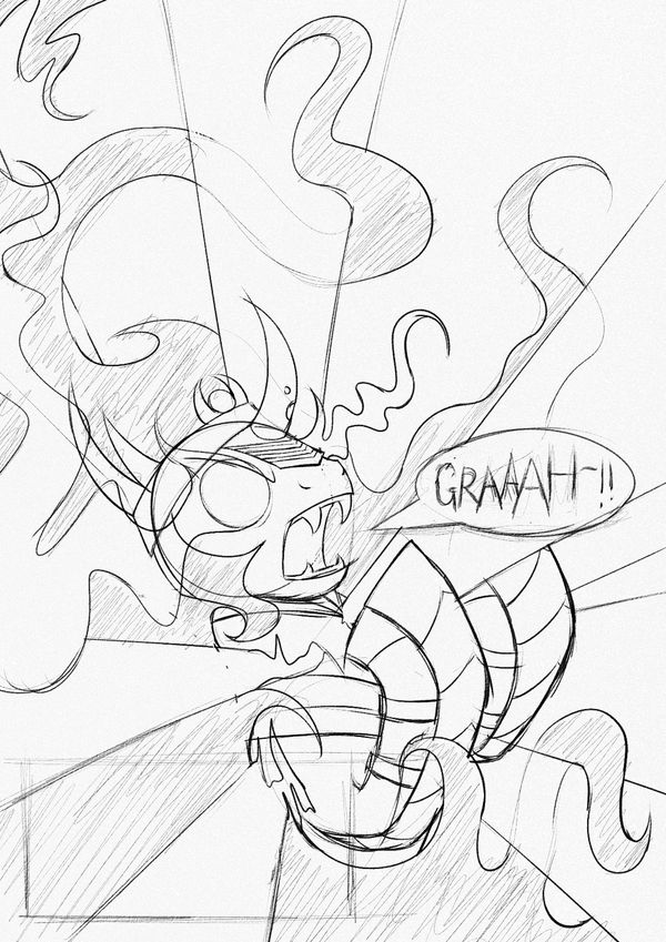 [Sketch] Hoof of Glory pg4