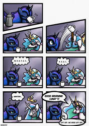 [Comic] A Beverage of Gods by Rambopvp