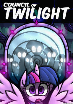 Council of Twilight (cover)