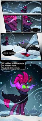 [Comic] The Shadows Lengthen