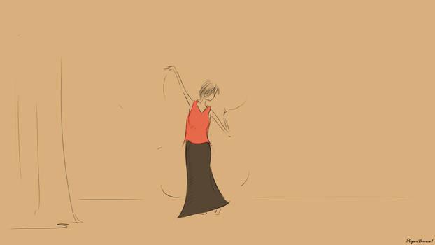 Paper Dance - 080