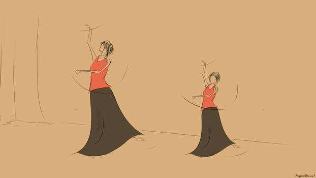 Paper Dance - 081