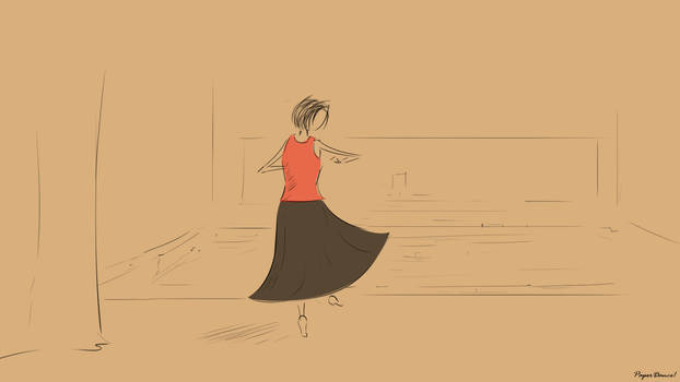 Paper Dance - 083