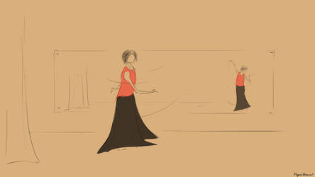 Paper Dance - 085