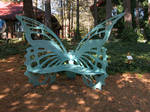 Butterfly Bench Stock 1