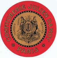 Vintage French Label by HauntingVisionsStock