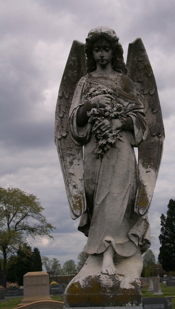 angel of sorrow - photo #9