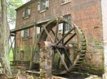 Rustic Water Wheel