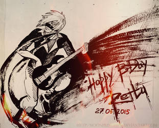 Happy B-Day Reita by MoonPrincess93