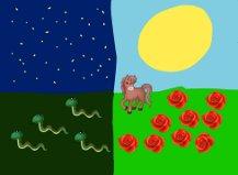 two worlds by silvazerock