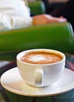 chai tea, baby. by AlexandraBuck