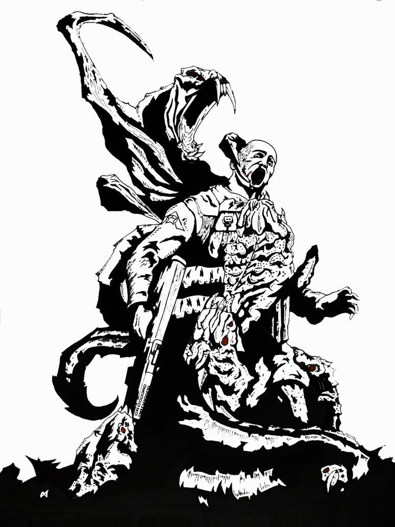 Fall of Man by darkpaladin07