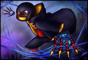 G!Error - Fight Me! by CreepyPSo
