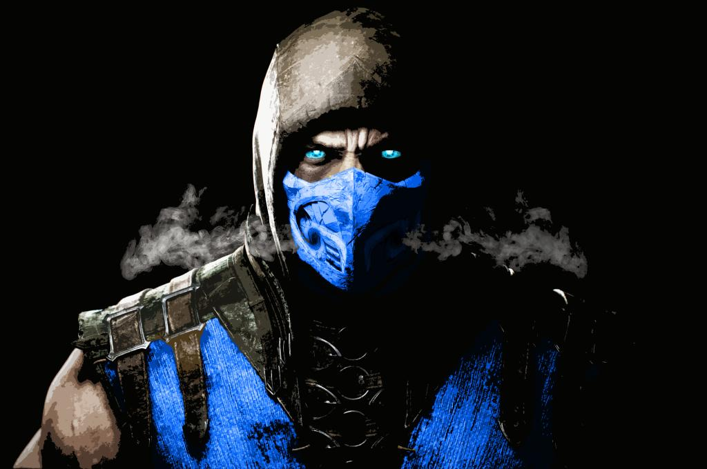 Sub Zero Mortal Kombat X by CipherGalm1 on DeviantArt