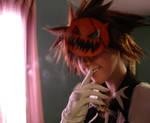 Halloween Sora Cosplay