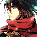 Avatar Mikasa by GreenMich