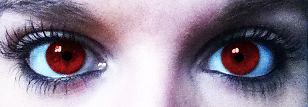 eyes by Danii96