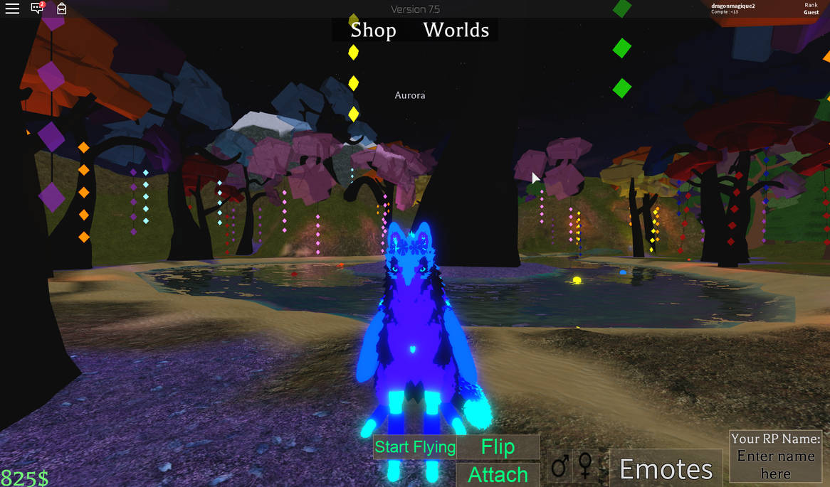 Horse World Roblox My Wolf Skin 3 By Dragonmagique2 On Deviantart