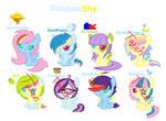 RainbowShy Adoptables OTA