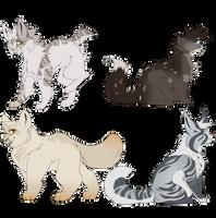 Heatherhop || Character Adopts by Buff-Spud