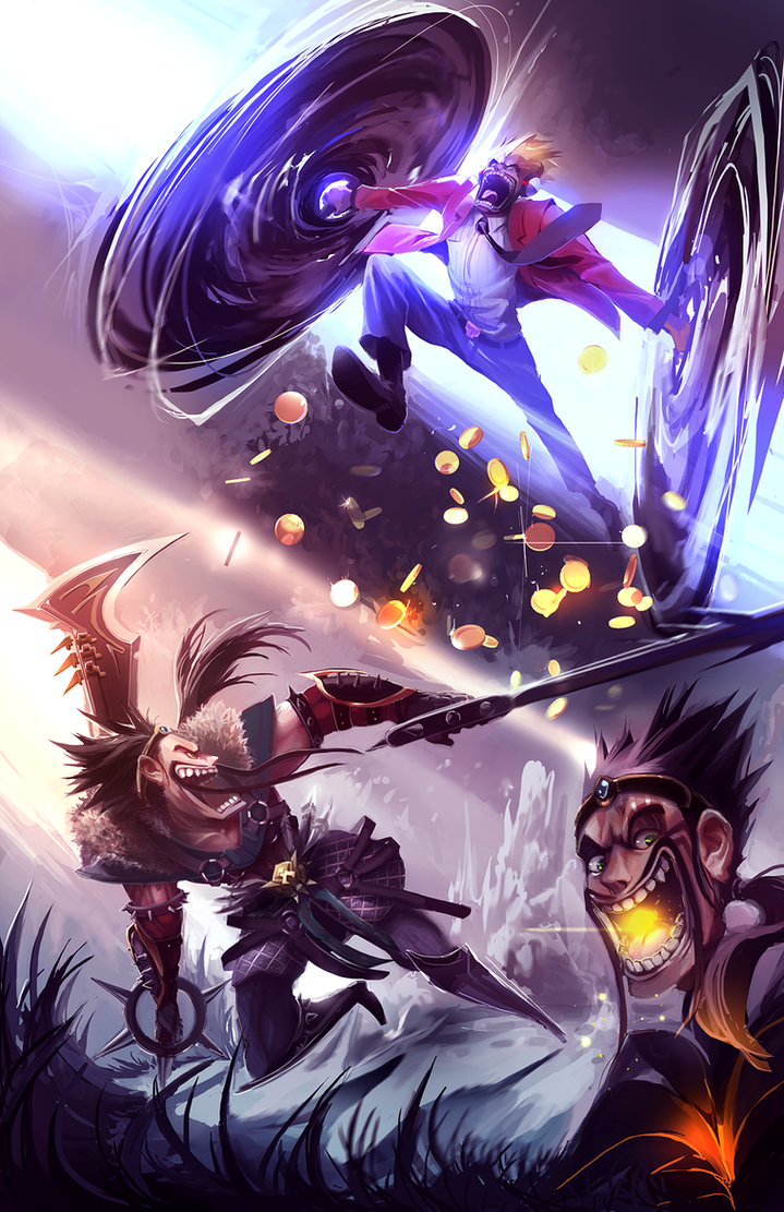 That's so DRaven by SteelEmissary