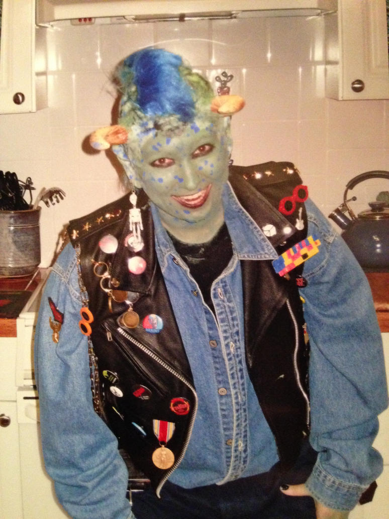 my halloween costume i was maurice for halloween by