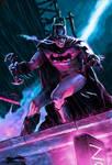 Batman by Mar11co