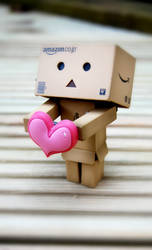 Danbo loves you.